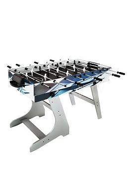 4Ft Folding Multi Games Table