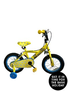 despicable-me-14-inch-bike