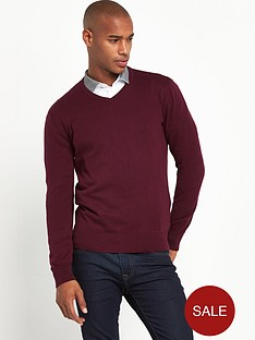 taylor-reece-v-neck-mens-jumper