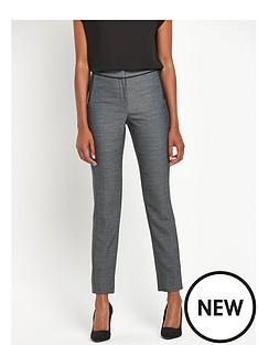 south-tall-mix-and-match-contrast-detail-slim-leg-trousernbsp