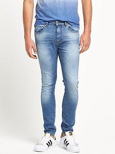 goodsouls-goodsoulsampnbspvintage-wash-skinny-jeans