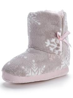 lipsy-snowflake-slipper-boot
