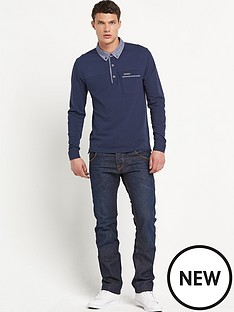 voi-jeans-ortiz-mens-polo-shirt