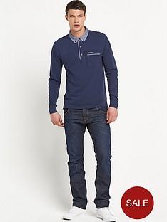 voi-jeans-ortiz-mens-polo-shirt