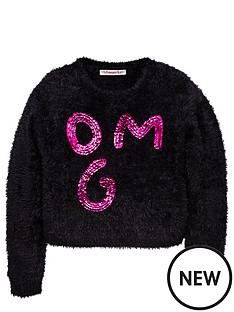 freespirit-girls-eyelash-omgnbspsequin-jumper