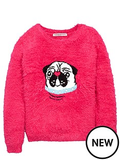 freespirit-girls-eyelash-pug-sequin-jumper