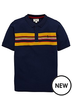 penguin-penguin-cut-and-sew-polo