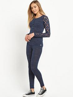 superdry-super-sewn-lace-sleeve-grandad-top
