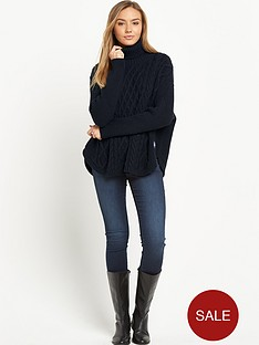 superdry-cable-cape-jumper