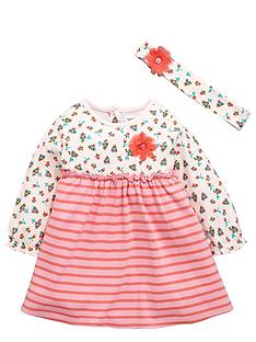 ladybird-baby-girls-dress-and-headband-set