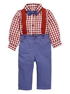 ladybird-baby-boys-check-shirt-trouser-and-braces-set