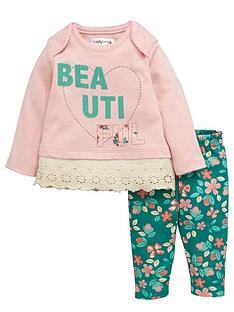 ladybird-baby-girls-beautiful-long-sleeve-t-shirt-and-leggings-set-2-piece