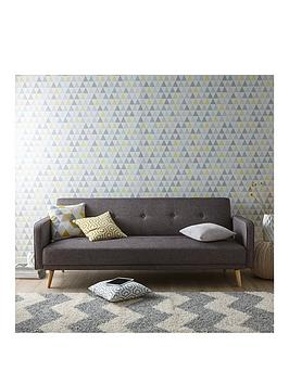 Very Quinn Fabric Sofa Bed Picture