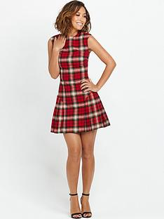 myleene-klass-check-dress