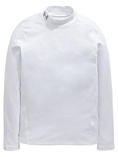 under-armour-under-armour-junior-coldgear-evo-fitted-long-sleeve-mock