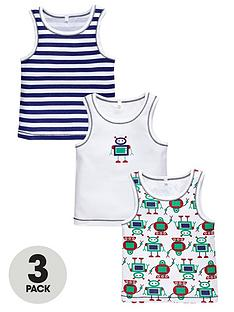 ladybird-boys-robot-vests-3-pack
