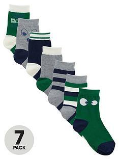 ladybird-ladybird-boys-7pk-socks