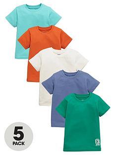 ladybird-ladybird-boys-5pk-tshirts