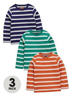 ladybird-boys-stripe-long-sleeve-tops-3-pack