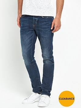 river-island-dark-wash-slim-jeans