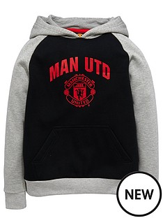 manchester-united-manchester-united-junior-raglan-fleece-hoody
