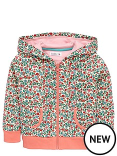 ladybird-toddler-girls-2pk-zip-through-ampamp-over-the-head-floral-hoodys-1-7