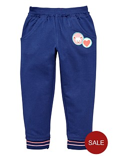 ladybird-toddler-girls-2pk-rib-cuffed-joggers-1-7-years