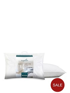 snuggledown-of-norway-wash-me-dry-me-hollowfibre-firm-pillow