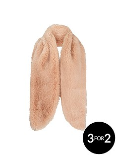 oversizednbspfaux-fur-collar