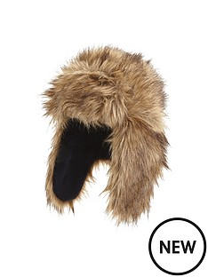 faux-fur-trapper-hat-natural