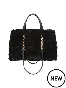 faux-fur-multi-strap-bag