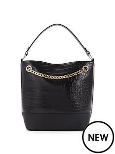 chain-detail-bucket-bag