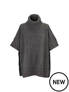 cable-knit-ponchonbsp