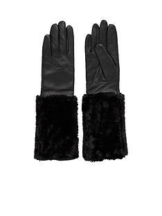 long-arm-faux-fur-glove