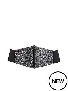 glitter-detail-waist-beltnbsp