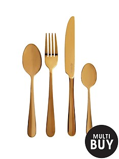 viners-gold-titanium-16-piece-cutlery-set