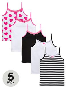 freespirit-girls-core-vests-5-pack