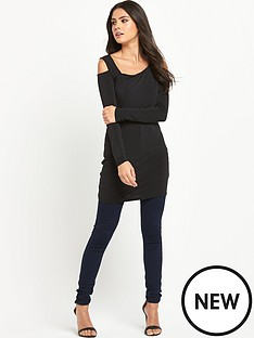 definitions-jersey-asymmetric-tunic-top