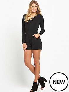 south-jersey-long-sleeved-playsuitampnbsp