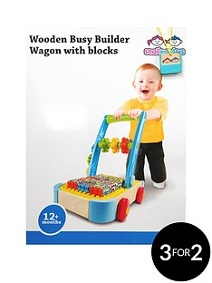small-wonders-small-wonders-wooden-busy-builder-wagon-with-blocks
