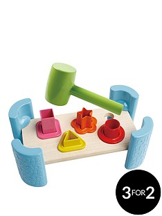 bkids-pounding-shape-bench