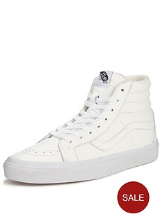 vans-sk8-hi-reissue-leather-mono-white