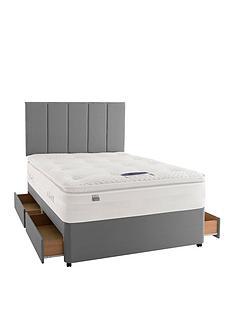 silentnight-mirapocket-1850-geltex-divan-bed-withnbspstorage-options