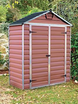 palram-6-x-3ft-skylight-shed