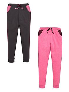 freespirit-girls-fashion-basic-joggers-2-pack