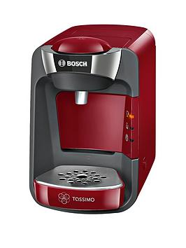 Tassimo Tas3203Gb Suny Coffee Maker  Red