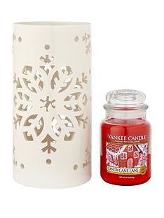 yankee-candle-winter-flurrise-large-jar-holder-with-classic-large-jar-candy-cane-lane