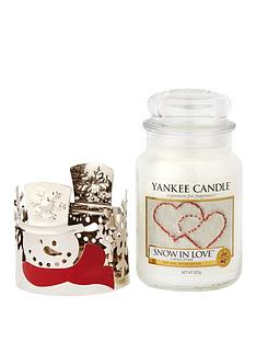 yankee-candle-silver-holiday-snowman-jar-holder-with-classic-large-jar-snow-in-love