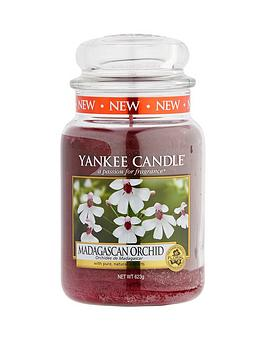 Yankee Candle Classic Large Jar  Madagascan Orchid