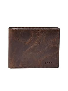 fossil-derrick-bifold-leather-wallet